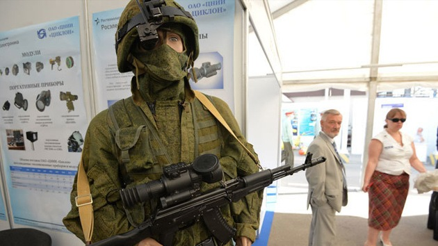armamento ruso