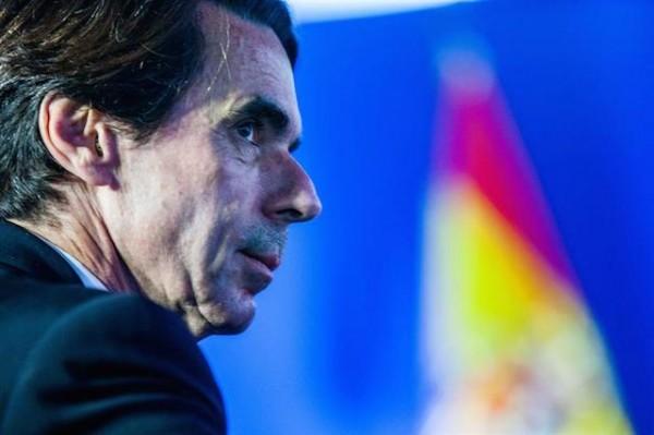 El expresidente del gobierno español, José María Aznar. Foto: Archivo