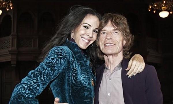 LíWren Scott, Mick Jagger