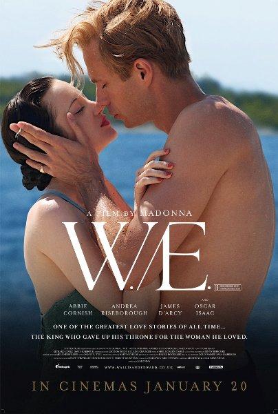"""""""W.E."""" (2011), el segundo filme de Madonna"""