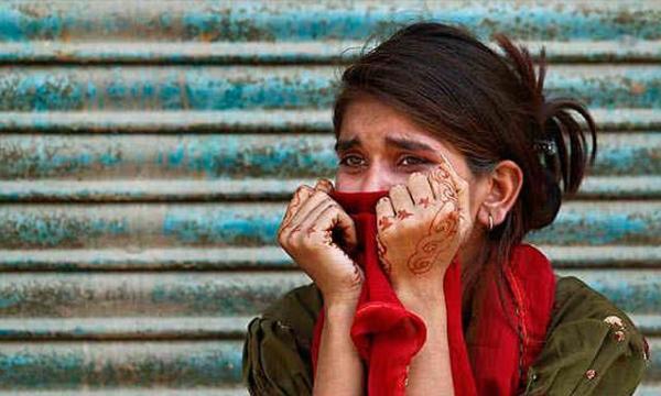 mujer india