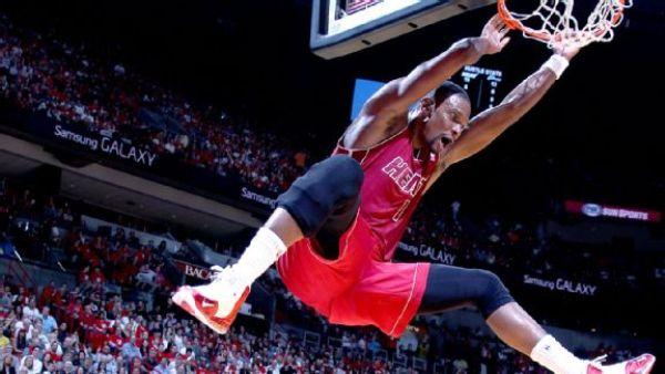 Clavados en NBA