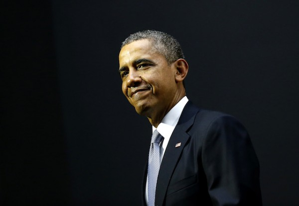 Barack Obama (AP Photo/Frank Augstein)