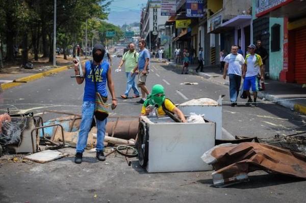 protestas tachira