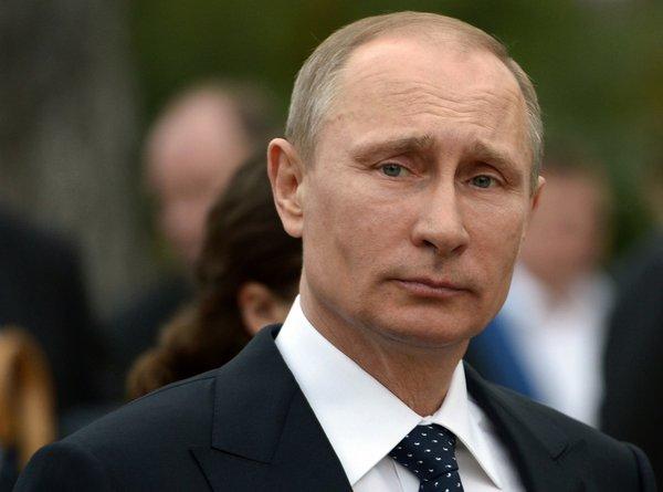 Vladimir Putin, presidente de Rusia. (AP Photo/RIA-Novosti, Alexei Nikolsky, Presidential Press Service)