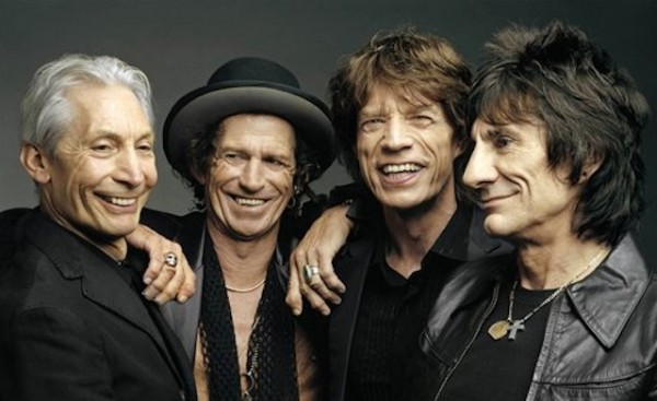 AP A USA MUSIC ROLLING STONES