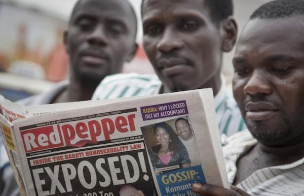 UGANDA-HOMOSEXUALES