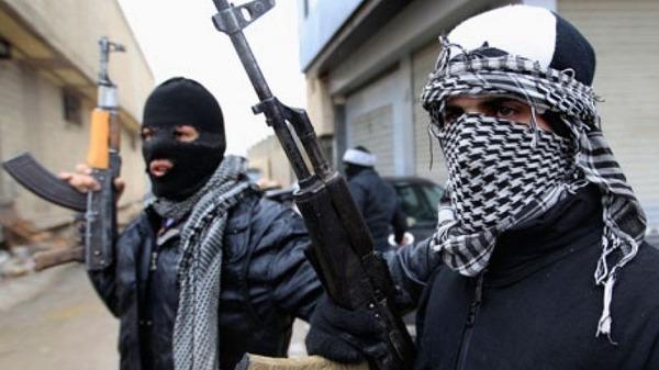 Yihadistas en Siria. Foto de Archivo, La República.