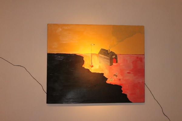 Obra de Jorge Morocho