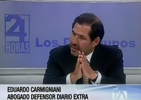 Eduardo Carmigniani