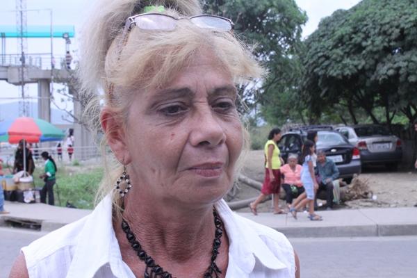 Liliam Cabrera Madre de John Franki