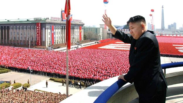 Kim Jong-un. Foto de Archivo: La República.
