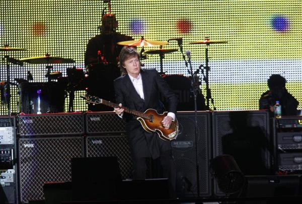 McCartney Uruguay
