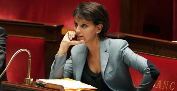 Ministra deportes francia 2