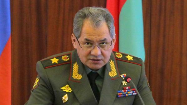 Serguéi Shoigu, ministro de defensa de Rusia. Foto de Archivo, La República.