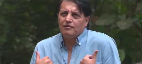 Fernando Villavicencio. Foto de archivo