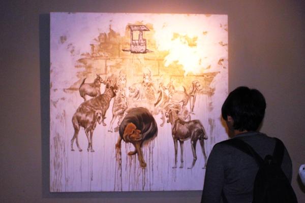 Obra de Alejandro Moyano