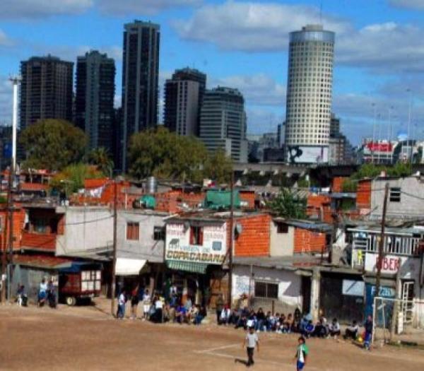 Pobreza en Argentina. Foto de Archivo, La República.