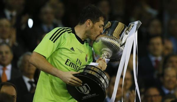 Casillas.