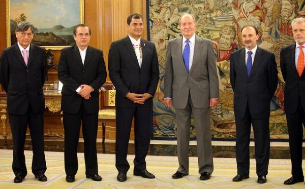 Foto de la Presidencia de la República.