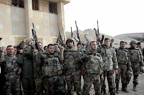 ejercito sirio