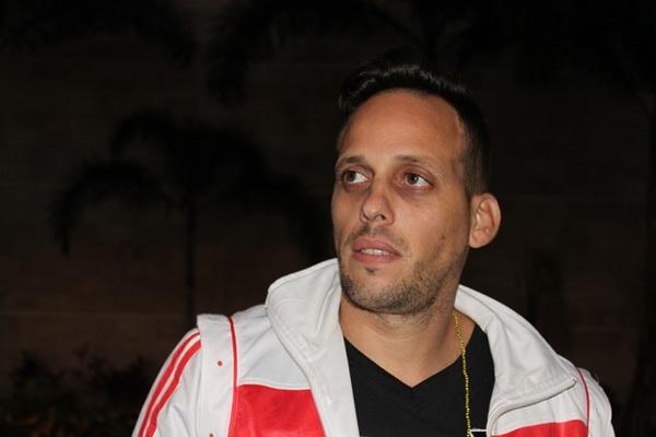 John Franki Madera, en Guayaquil, el 11 de abril de 2014. Foto de Jonathan Bedón/LaRepública.