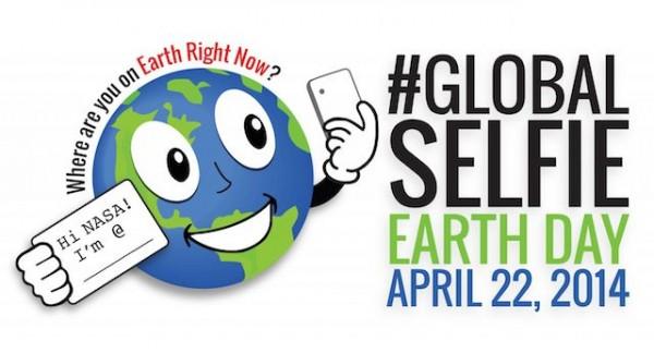 global selfie
