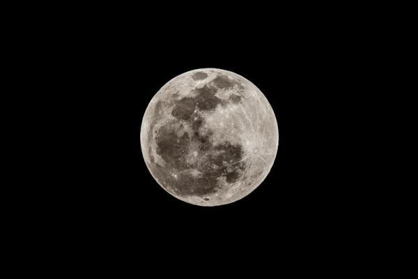 luna rojo