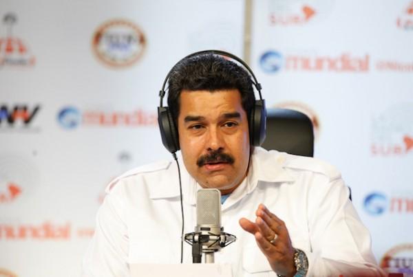 Nicolás Maduro. Foto de Archivo: La República.