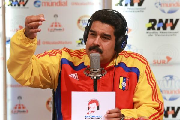 Nicolas Maduro, Foto Archivo: La República