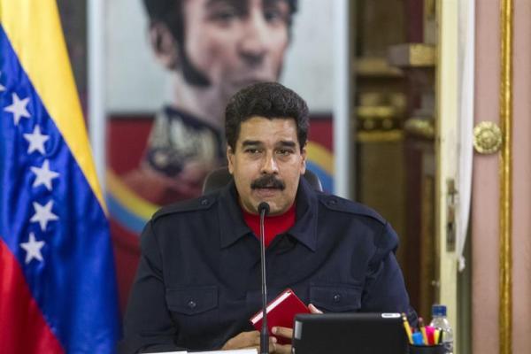 El presidente de Venezuela Nicolás Maduro, Foto: EFE
