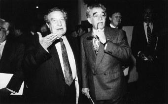 Octavio Paz y García Márquez.