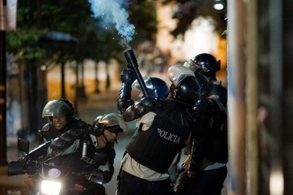 represores venezuela