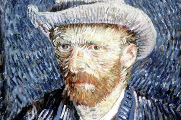 "DCA09-19980924-WASHINGTON, DC, UNITED STATES: DCA09-19980924-WASHINGTON, DC, UNITED STATES: Vincent Van Gogh's ""Self-Portrait with Felt Hat"" is one of approximately 70 of the artist's paintings that will be exhibited at the National Gallery of Art in Washington, DC. The exhibit, Van Gogh's Van Goghs, Masterpieces from the Van Gogh Museum, Amsterdam is scheduled to run from 04 October to 03 January 1999.  AFP PHOTO VAN GOGH MUSEUM, AMSTERDAM AFP PHOTO     VAN GOGH MUSEUM, AMSTERDAM/VAN GOGH MUSEUM, AMSTERDAM/kb/am AFP PHOTO     VAN GOGH MUSEUM, AMSTERDAM/VAN GOGH MUSEUM, AMSTERDAM/kb/am"