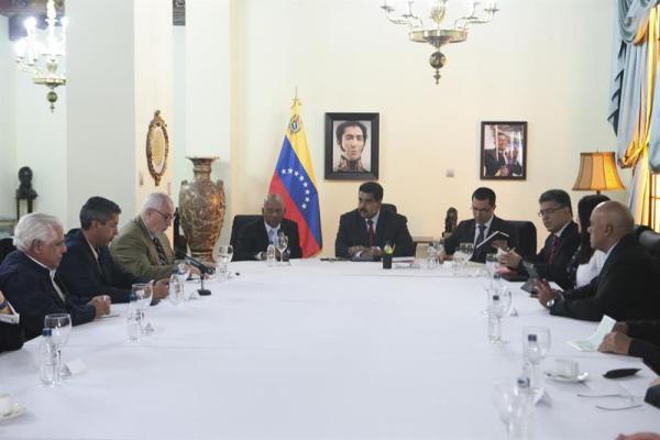 venezuela dialogo