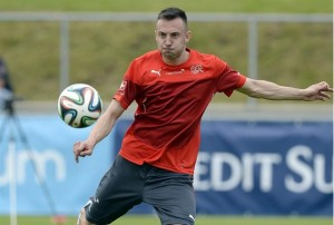 Josip Drmic suiza
