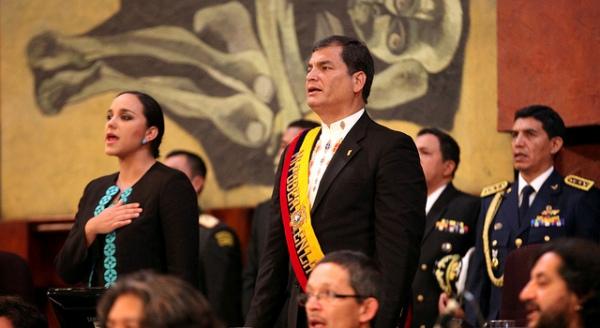 Foto Miguel Ángel Romero, Presidencia de la República.