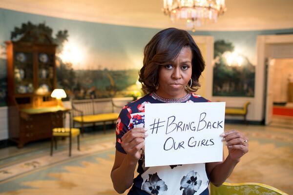 obama niñas nigeria