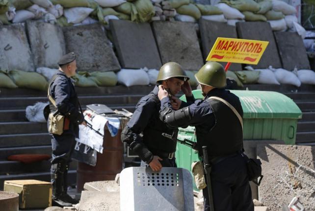 ucrania rebeldes