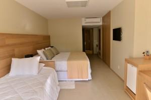 Así son las habitaciones donde descansarán nuestros guerreros de la TRI.