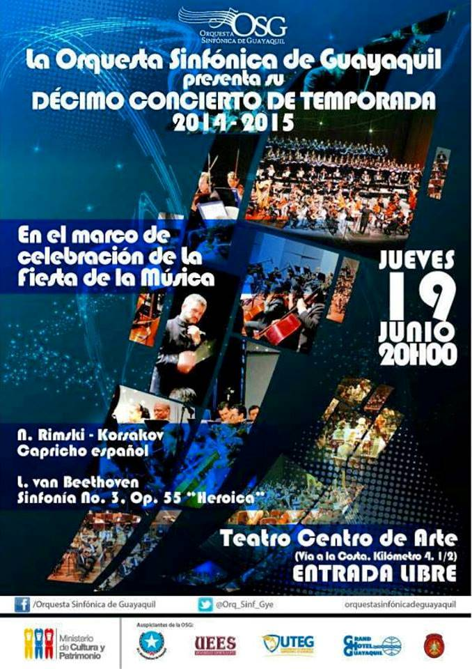 Orquesta Sinfónica Guayaquil
