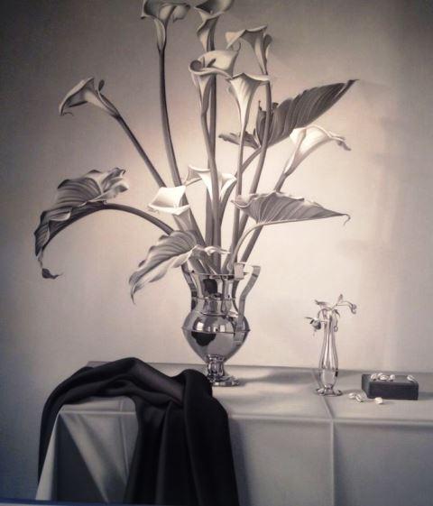 Milton flores blancas