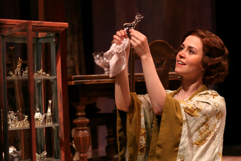 """""""The Glass Menagerie""""."""