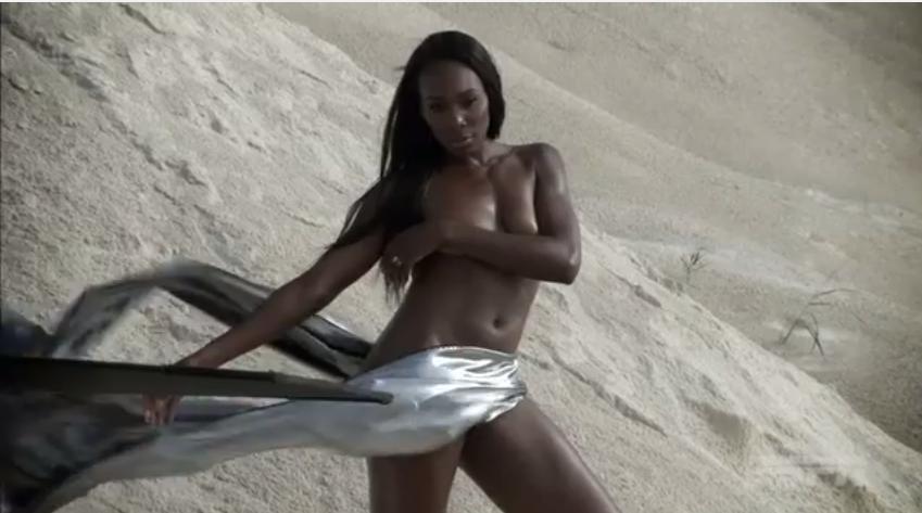 Venus Williams Se Desnuda Para Una Revista La República Ec