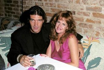 Antonio y Melanie, 1995.