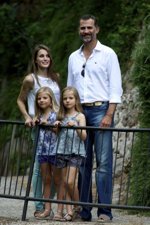 letizia familia