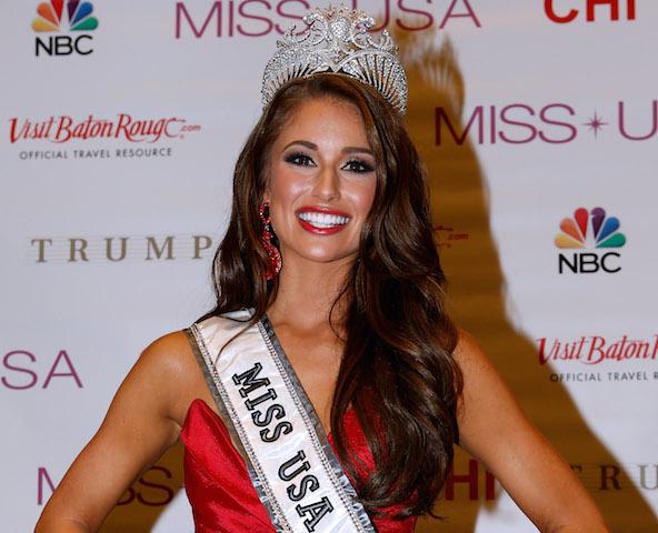 Nevada Nia Sanchez Gana Concurso Usa La