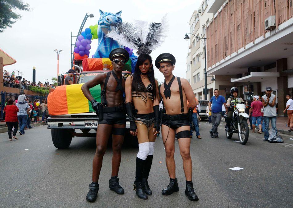 Desfile del desfile del orgullo gay