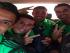 Rafa Marquez @RafaMarquezMX  · 4 h   Se nos encogió el camión jajajajaja #entaxialentrenamiento #actitud #brasil2014 #mundial