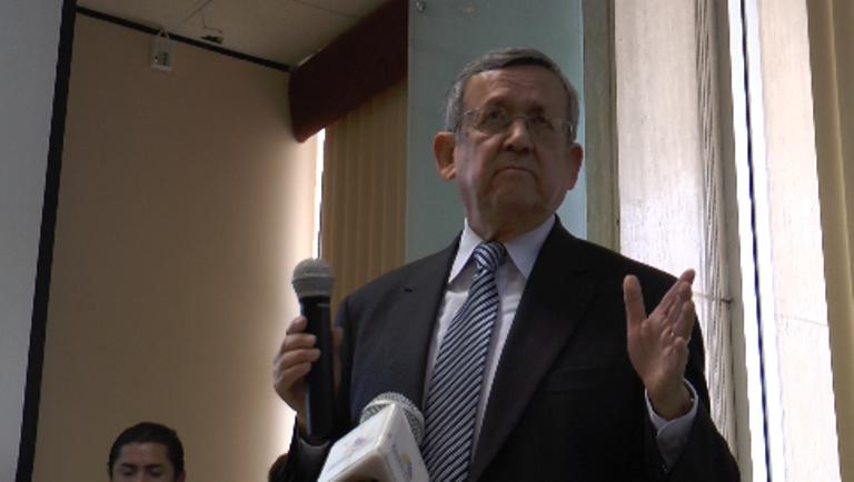 El presidente de la ABPE rechazó el proyecto de ley monetario presentado por el gobierno. Foto: Jonathan Bedón